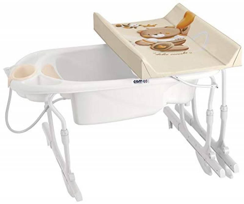 CAM Il mondo del bambino C518/240 Idro Baby Estraibile, 144/90 x 84 x 65 cm
